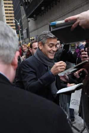 George Clooney (finalmente) si sposa, video