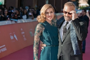 Kevin Costner, ultimo divo a Roma
