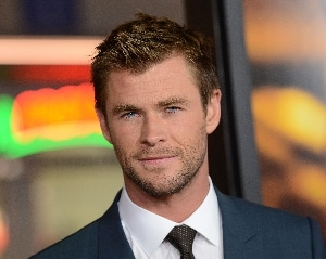 Chris Hemsworth torna al cinema