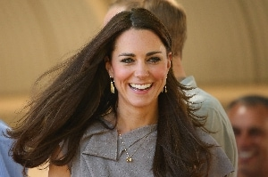 Kate Middleton cambia look