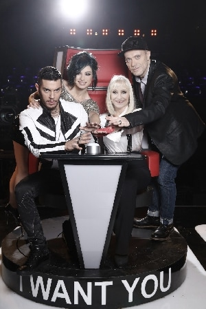 The Voice 2016: parlano i coach