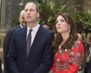 Kate e William: viaggio in India