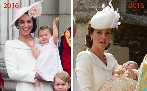 Kate Middleton e l'arte dei look riciclati